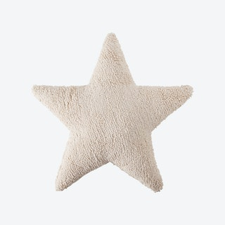 Cushion Star Beige