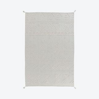 Tribu Area Rug - Natural / Off White