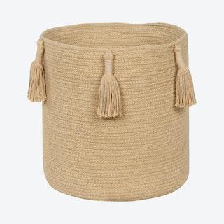Woody Basket - Honey