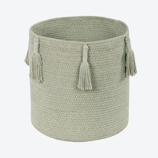 Woody Basket - Olive