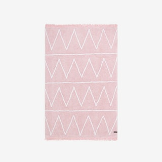 Hippy Soft Pink - Washable Rug