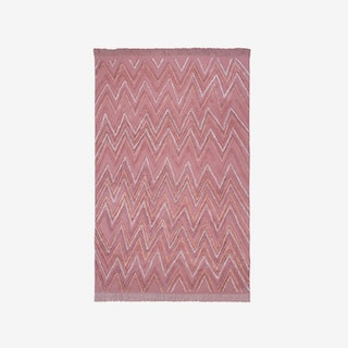 Washable Rug Earth Savannah Red - Washable Rug