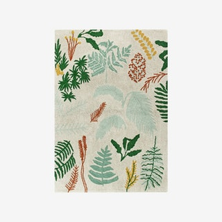 Botanic Plants - Washable Rug