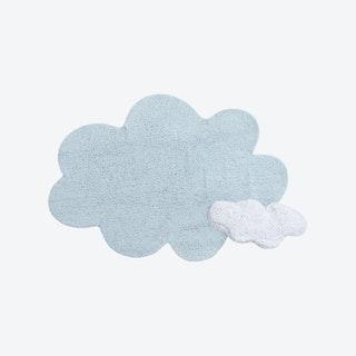 Puffy Dream Azul/Puffy Dream Blue - Washable Rug