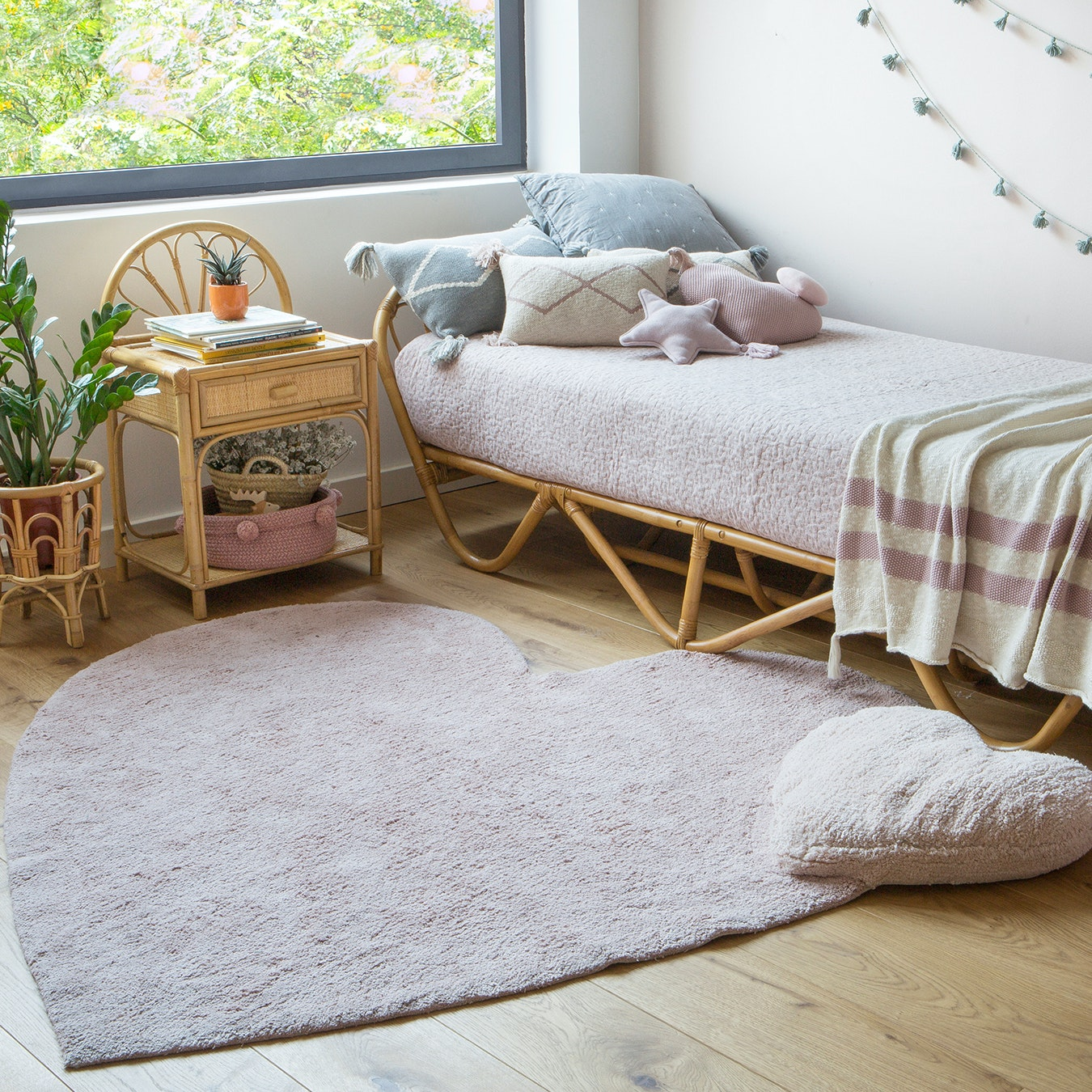 Puffy Love Washable Rug in 2021   Washable rugs, Lorena