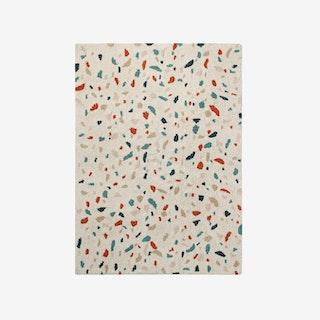 Terrazzo Marble - Washable Rug