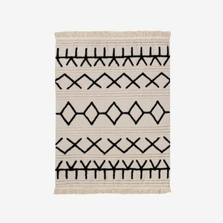 Berber Canvas - Washable Rug