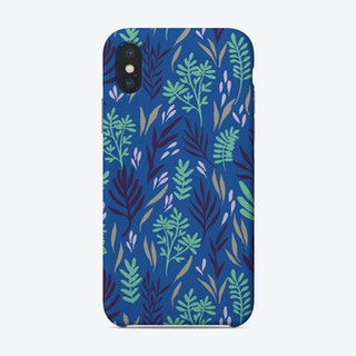 Blue Waters Phone Case