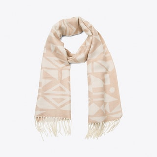 Sike Scarf in Cream
