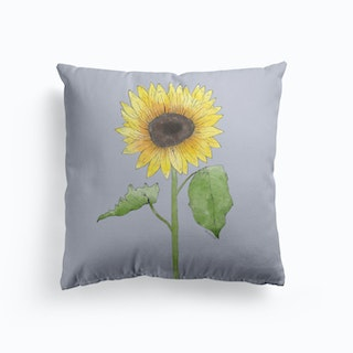 Its A Sunflower Kind Of Day Cushion