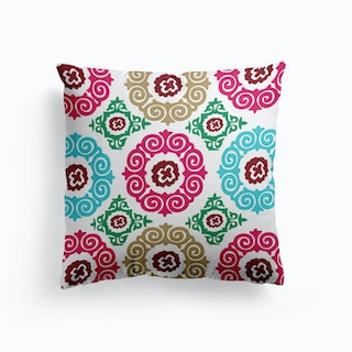 Pipa Suzani  Cushion