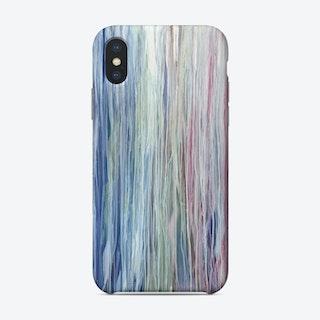 Flamingo Waterfall Phone Case