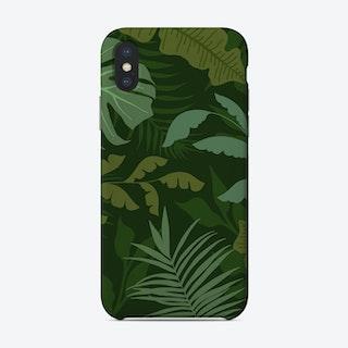 Green Jungle Phone Case