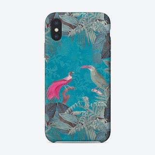 Birds Of Paradise Phone Case