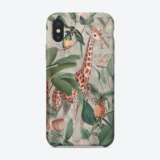 Nostalgic Animals Jungle Phone Case