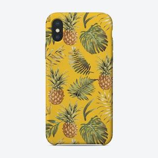 Aloha Yellow Phone Case