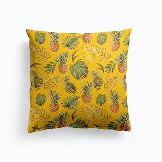 Aloha Yellow Cushion
