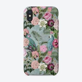 Jungle Rendevous Phone Case