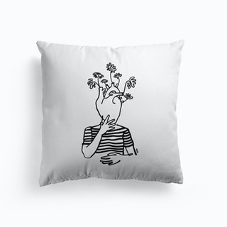 Head Heart Cushion
