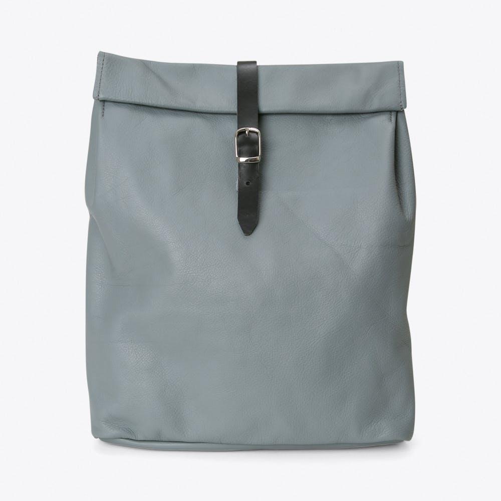 Rolltop Backpack in Grey