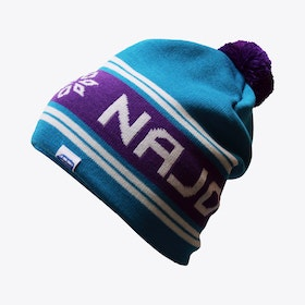 Winter Blue Beanie
