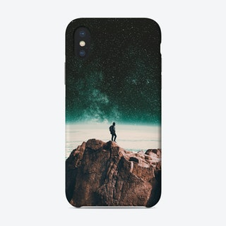 Intergalactic Adventures Await Phone Case
