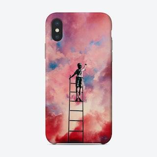 Cloud Painter Phone Case