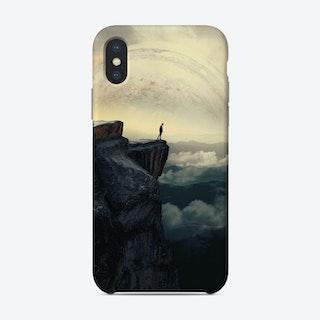 Space Mountain Phone Case