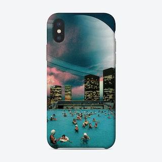 Midnight Swim Phone Case