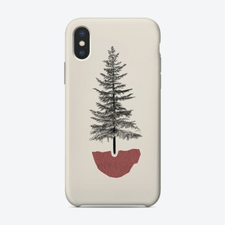 Fir Pine Phone Case