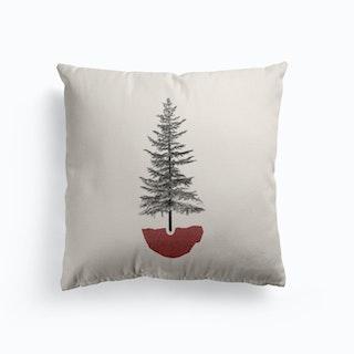Fir Pine Cushion
