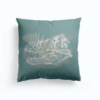 Rex Skull Cushion