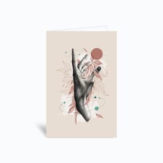 Creation Greetings Card