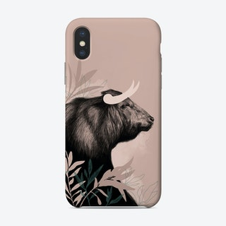 Bull Phone Case
