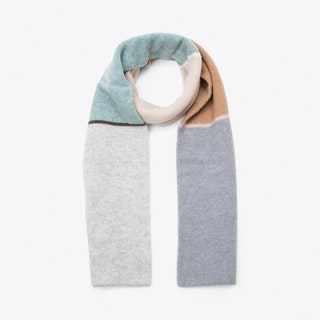 Paintbox Scarf in Haze