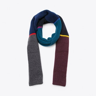 Paintbox Scarf in Lochan