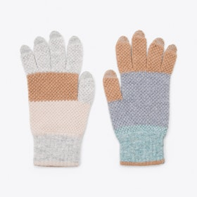 Paintbox Gloves in Haze