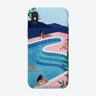 Pool Ladies Phone Case
