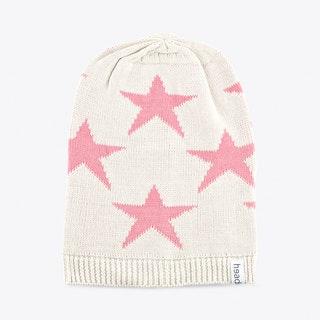 Pink Star Beanie