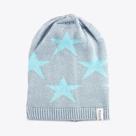 Blue Star Beanie