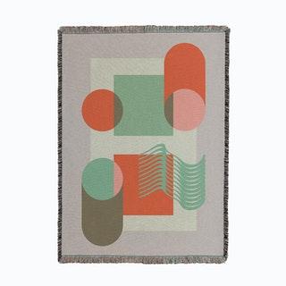 July Woven Throw