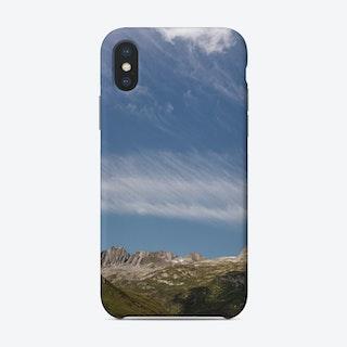 Swiss Hills Phone Case