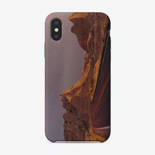 Badlands Sunset Phone Case