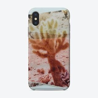 Cactus Collage Phone Case