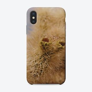 Cactus Portrait 02 Phone Case