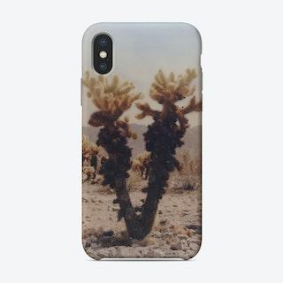 Cactus Portrait 01 Phone Case