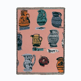 Trip to the Museo Woven Throw