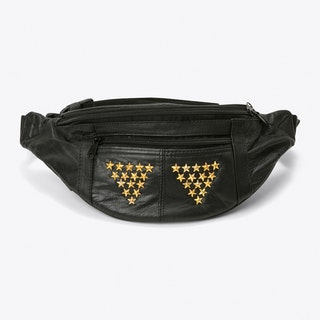 Bumbag with Triangle Studs