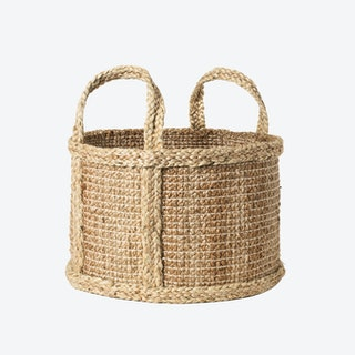Bono Woven Basket - Natural