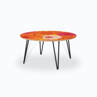 Summer Flowers Coffee Table